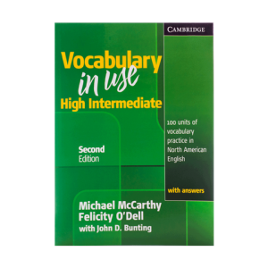 vocabulary in use high intermediate second edition